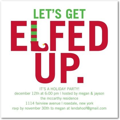 25 best ideas about Christmas Party Invitations – Xmas Party Invites