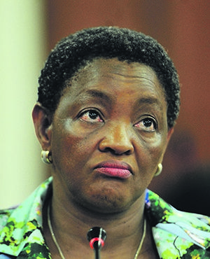 Until more information comes out about the OR Tambo cash heist, the Sassa heist remains most impressive when it comes to planning, patience and execution, writes Ralph Mathekga. Picture: Bathabile Dlamini appears before Parliament's Standing Committee on Public Accounts