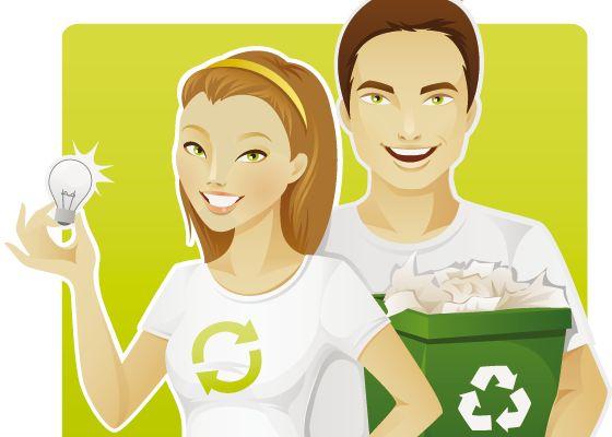 Campaña a 77.000 vecinos para saber como reciclar la basura #quenergia http://quenergia.com/medioambiente/reciclaje/campana-vecinos-reciclar-basura/