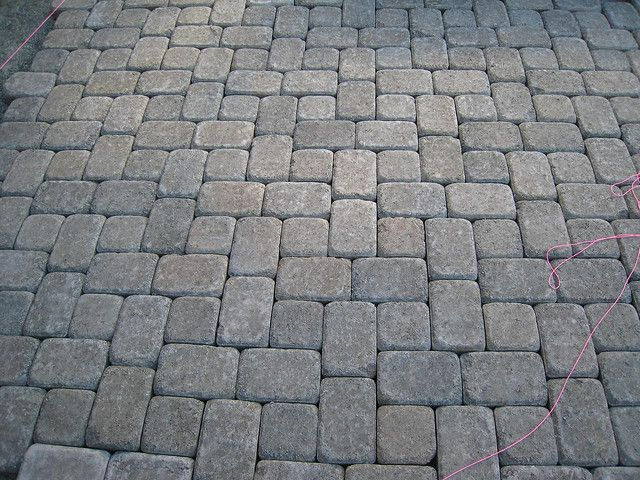 Amazing I Really Like This PAVER PATTERN ~ Thereu0027s A Subtle Repeat Pattern     Symmetrical From