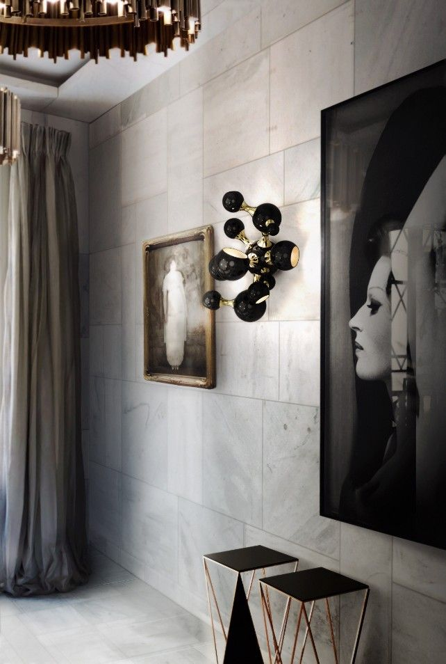 For more inspirations and ideas about #contemporary #lighting: www.delightfull.eu