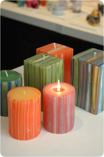 Candle Craft Contest 2010 kim