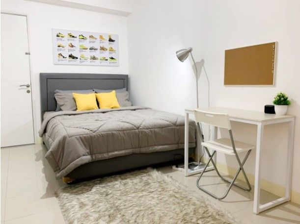 Bassura Apt Wifi Netflix Pool Above Mall Apartments For Rent In Kecamatan Jatinegara Jakarta One Bedroom Apartment Finding Apartments House Beds Rent a minimalist bedroom house