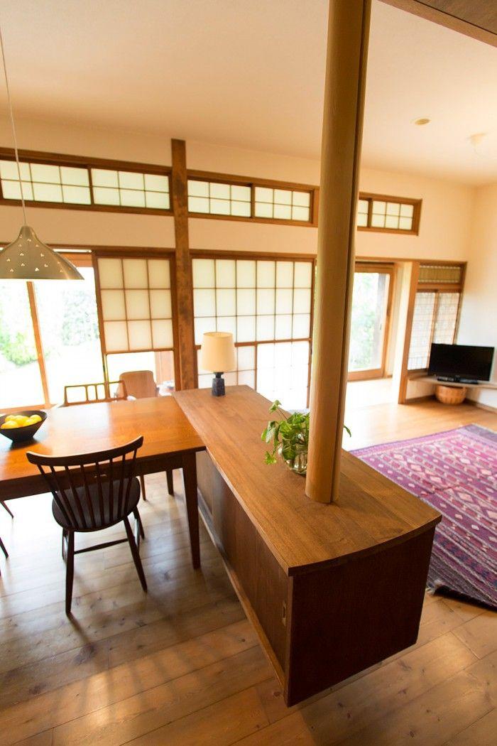 庭と縁側と照明現代になじむ日本家屋の静謐 日本のモダンな家 和