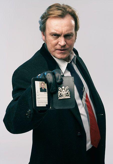 DCI Gene Hunt  (Philip Glenister)