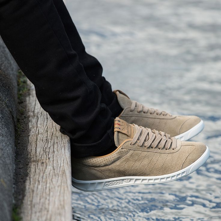 adidas hamburg tan