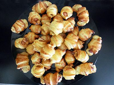 Croissants Party Tupperware