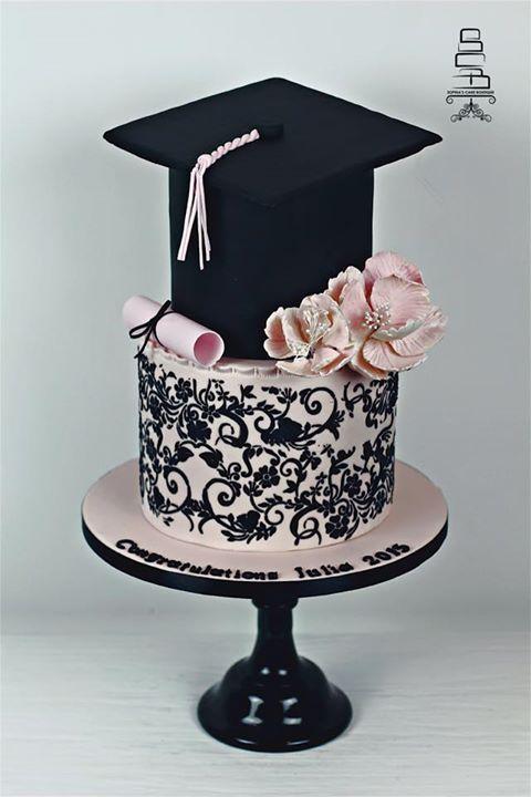 25 Best Ideas About Graduation Cake On Pinterest