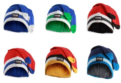Pook Hockey Toque
