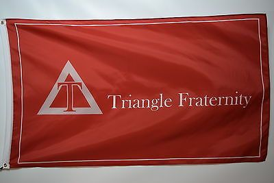 Triangle FRATERNITY Red