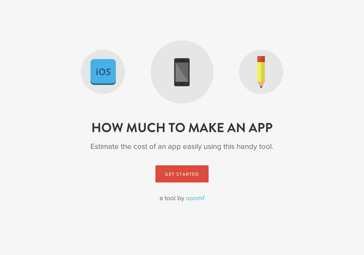 A brilliant one pager with a beautiful flat design that