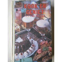 KOOK EN GENIET. S.J.A. de Villiers. 1978 for R100.00