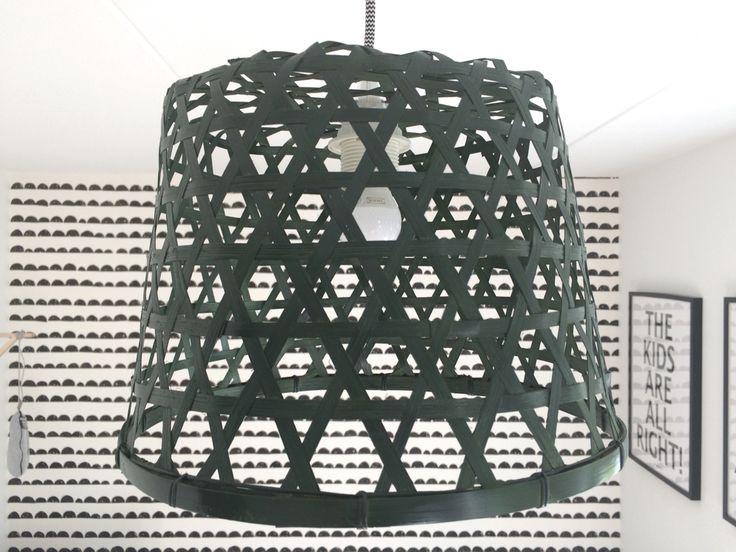 DIY Lamp  #boysroom #lamp