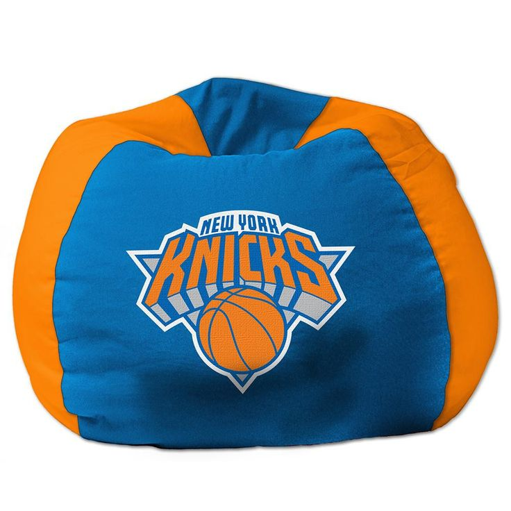 New York Knicks NBA Team Bean Bag (96 Round)