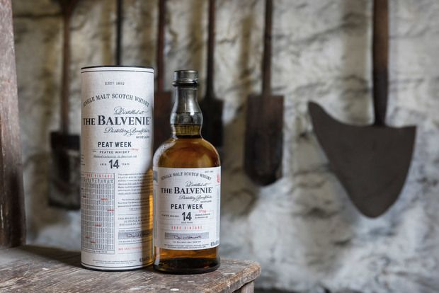 September Scotch: The Balvenie Embraces Peat: Experimental expressions and a dynamic core collection from the acclaimed Speyside whisky