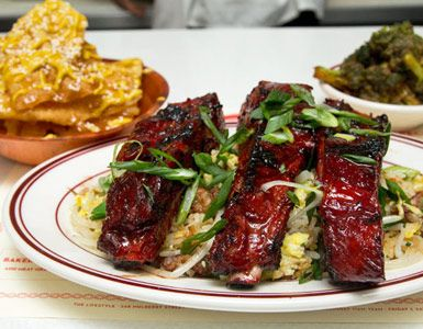 Parm's Chinese ribs are fantastic.