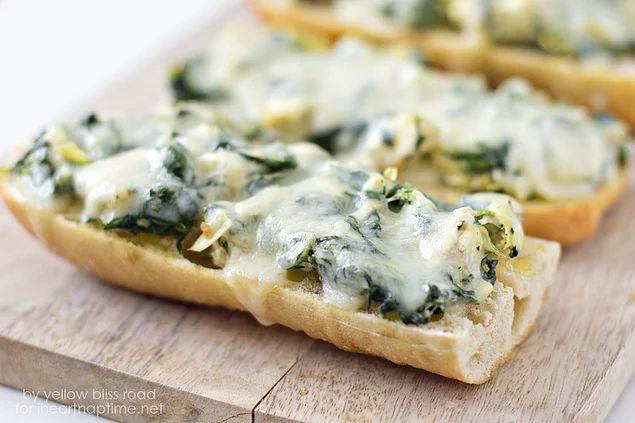 Enginarlı Ekmek Üstü Pizza Tarifi