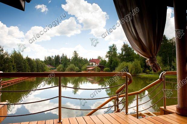 Баня на воде))