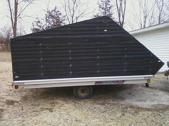 1998 Triton Enclosed Snowmobile Trailers For Sale in NY | Want Ad Digest Classified Ads