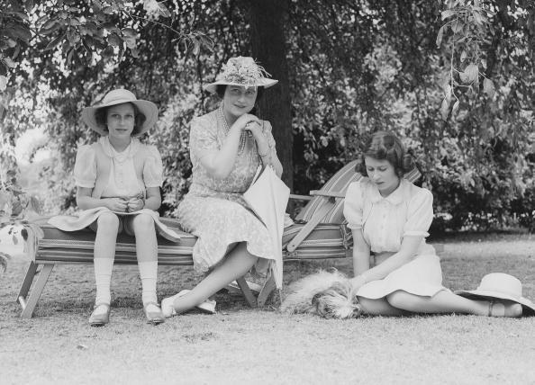 Knitting Queen Margaret Drive : Best princess elizabeth margaret images on