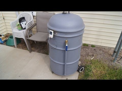 Chief's Ugly Drum Smoker(UDS) Build Part 1 (+playlist)