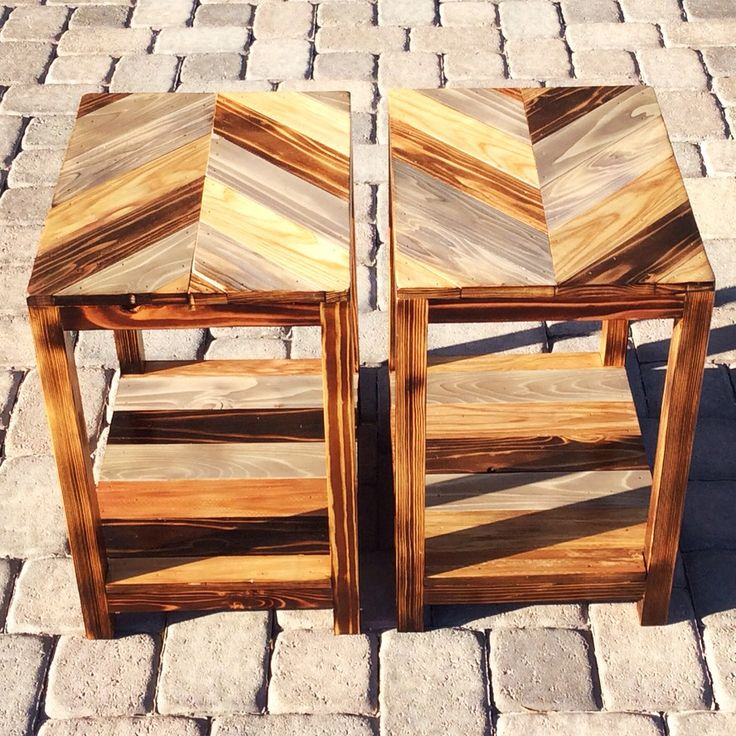 how to join two wood tables together