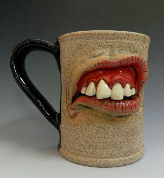Dental Mug by thebigduluth >> I LOVE THIS MUG!!!!!