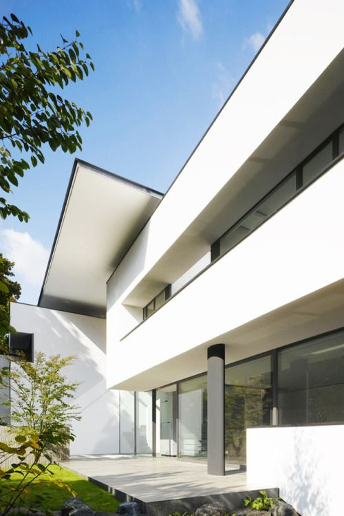 Image 10 Of 19 From Gallery Of House Heidehof / Alexander Brenner Architects.  Photograph By Zooey Braun