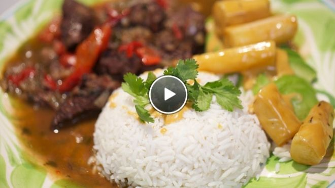 Colombiaanse goulash - recept   24Kitchen