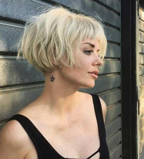 Melhores penteados cortados curtos que você deve tentar   – Hair and beauty