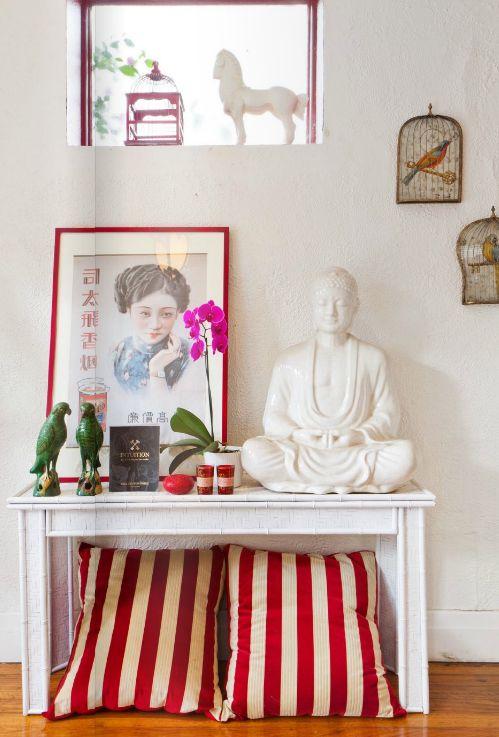 Ver a imagem de um Buda na decoração já virou moda, ele está presente nas revistas e projetos de decoração, e tem ganhando cada vez mais esp...