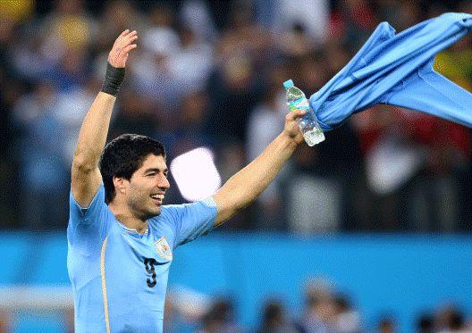 Luis Suárez - USA Today Sports