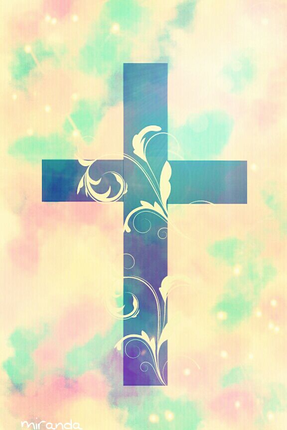 colorful cross iphone wallpaper iphone wallpaper