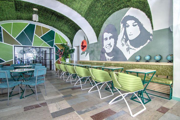 Le Jour Caffe - Picture gallery #architecture #interiordesign #coffeeshop