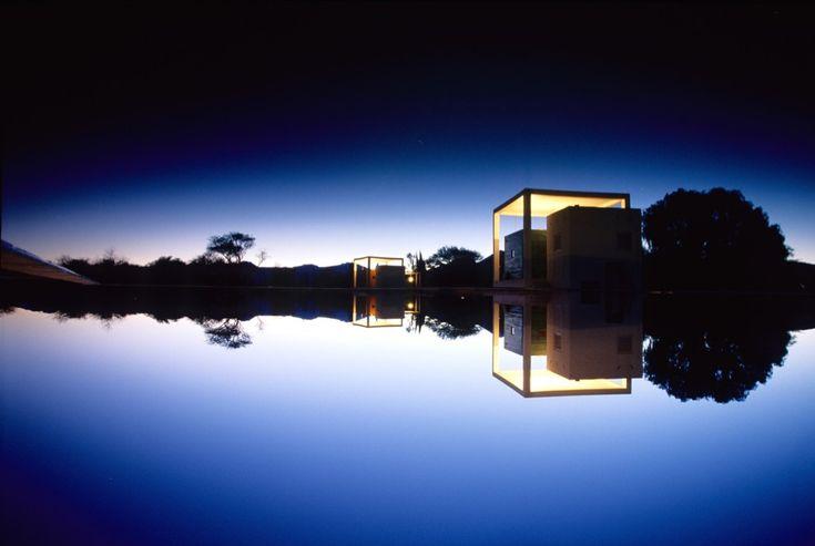 Saunas and Pools in Atacama - Germán del Sol - San Pedro de Atacama, Chile