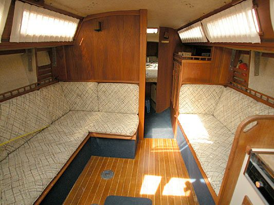 Boat Interior Design Ideas beautiful narrow boat interior design ideas Boat Interior Design