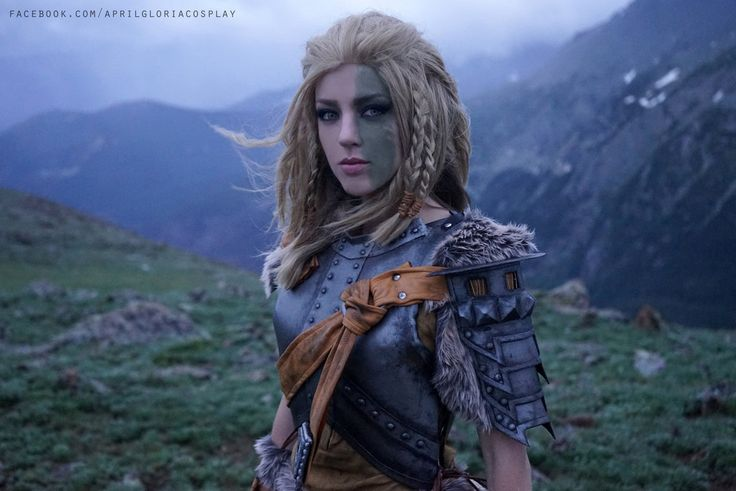 Mjollthe Lioness fromSkyrim maker/model:me photo by: CG, post work by me www.facebook.com/aprilgloriacosplay instagram- april_gloria Twitch: Aprilgloria Twitter: aprilgloria  Snap...