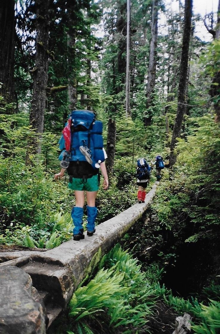Your Guide To Trekking The Epic West Coast Trail On Vancouver Island