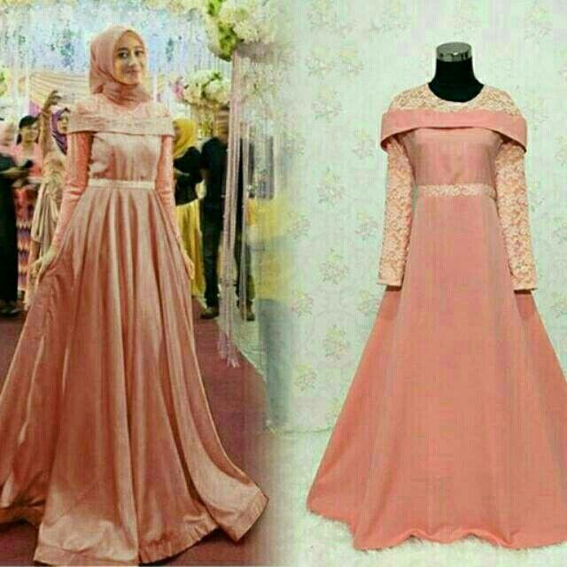 Temukan dan dapatkan Baju Pesta Gaun Princess olivia Balotelli brukat Salem gamis muslimah kondangan the best maxi dress hanya Rp 180.000 di Shopee sekarang juga! http://shopee.co.id/vifahz/183588584 #ShopeeID