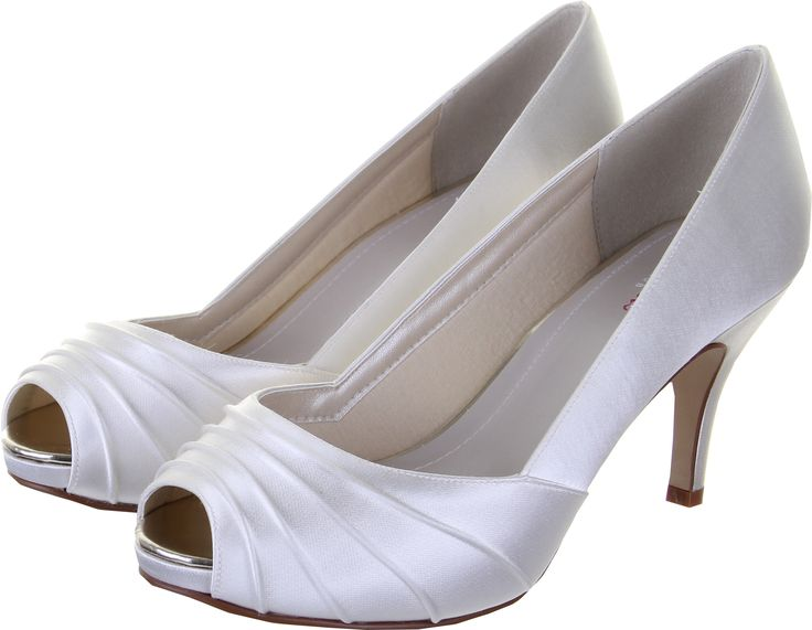 28 Best Bridal Shoes Images On Pinterest