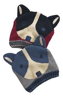 Модные вязаные шапки для детей | Knity.ru