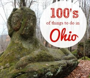 Are you looking for things to do in Ohio? This list has ideas for families, to couples, to singles, you'll find something to do on this Ohio bucket list.