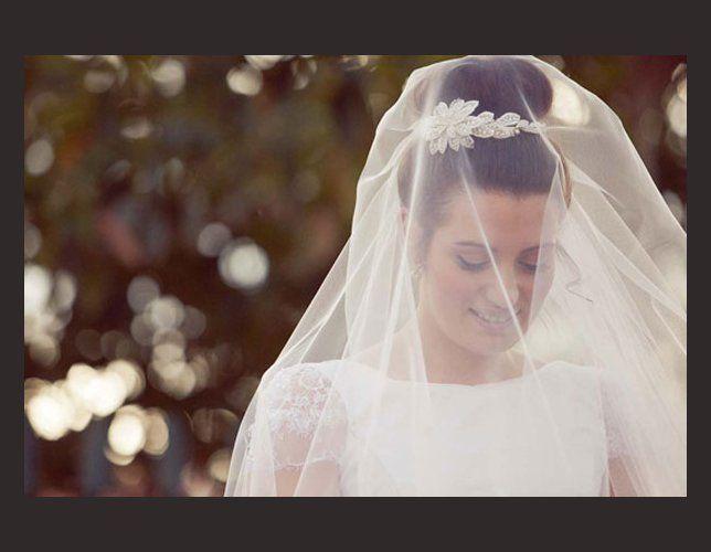 Coiffures de mariage relevées & chics !