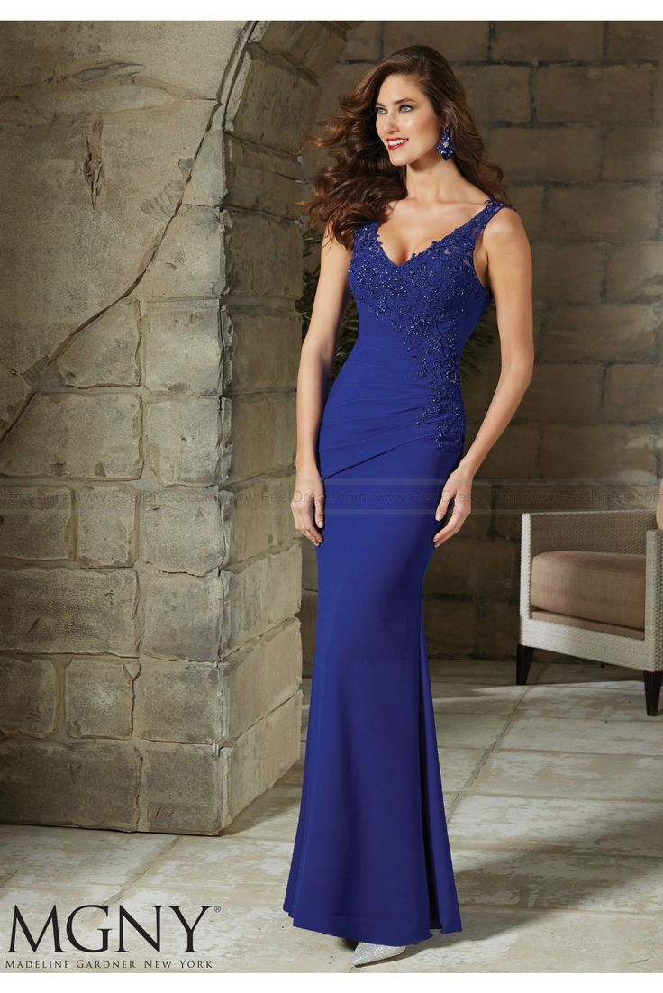 Mori Lee Evening Gown 71214