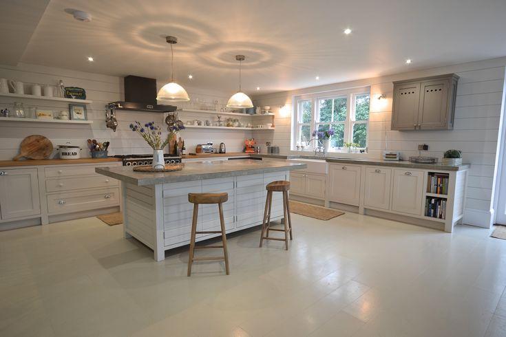 polished concrete kitchen surface - Google Search