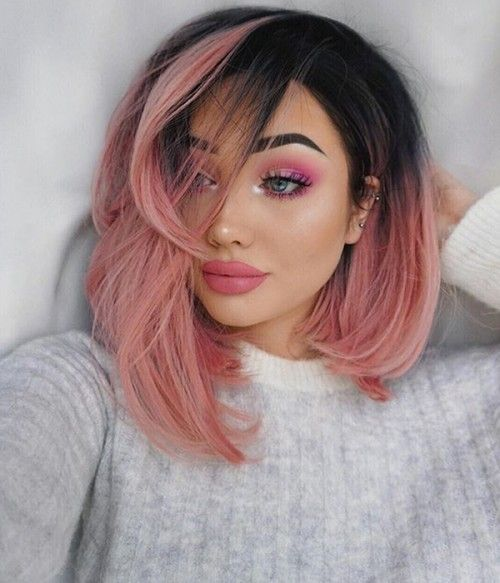 #hairgoals #hair #hairstyles #prettyhair #hothair #hairenvy #hairinspo #beauty | Hair in 2019 | Pinterest | Hair, Hair styles and Dyed hair
