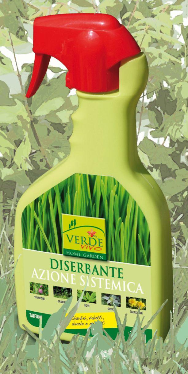 Prato: i diserbanti chimici contro le erbe infestanti - Cose di Casa