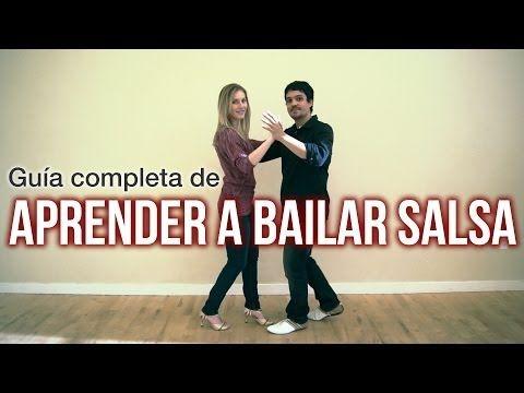 Aprender a Bailar Salsa Para Principiantes - YouTube