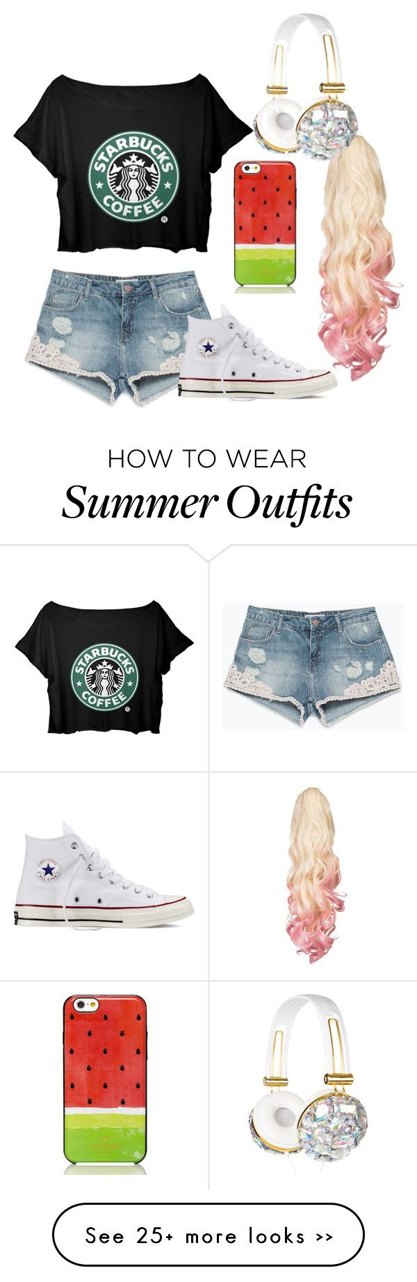 """""""Summer Outfit"""" by evann-mcintosh on Polyvore"""