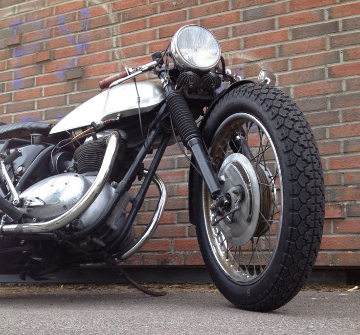 Here she is again 1963 BSA Lightning